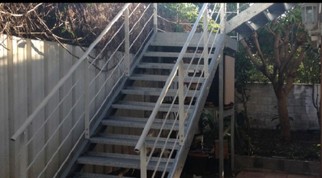 Escalier Pointecouteau