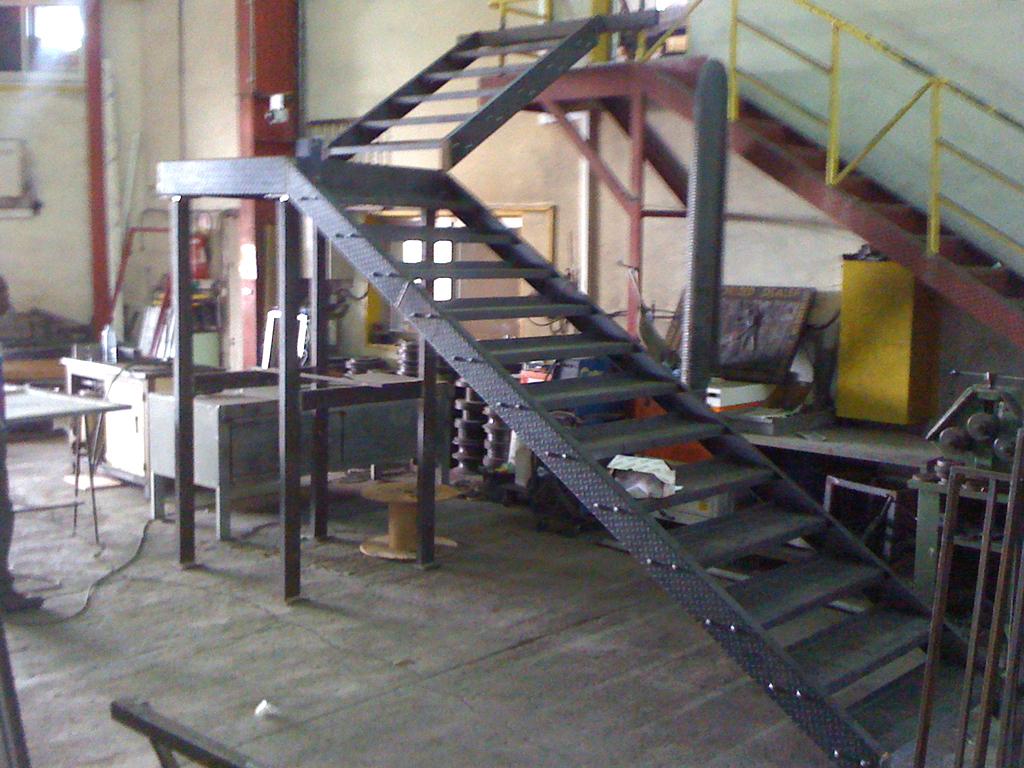 Gandulfo-2012_Escalier-P-05