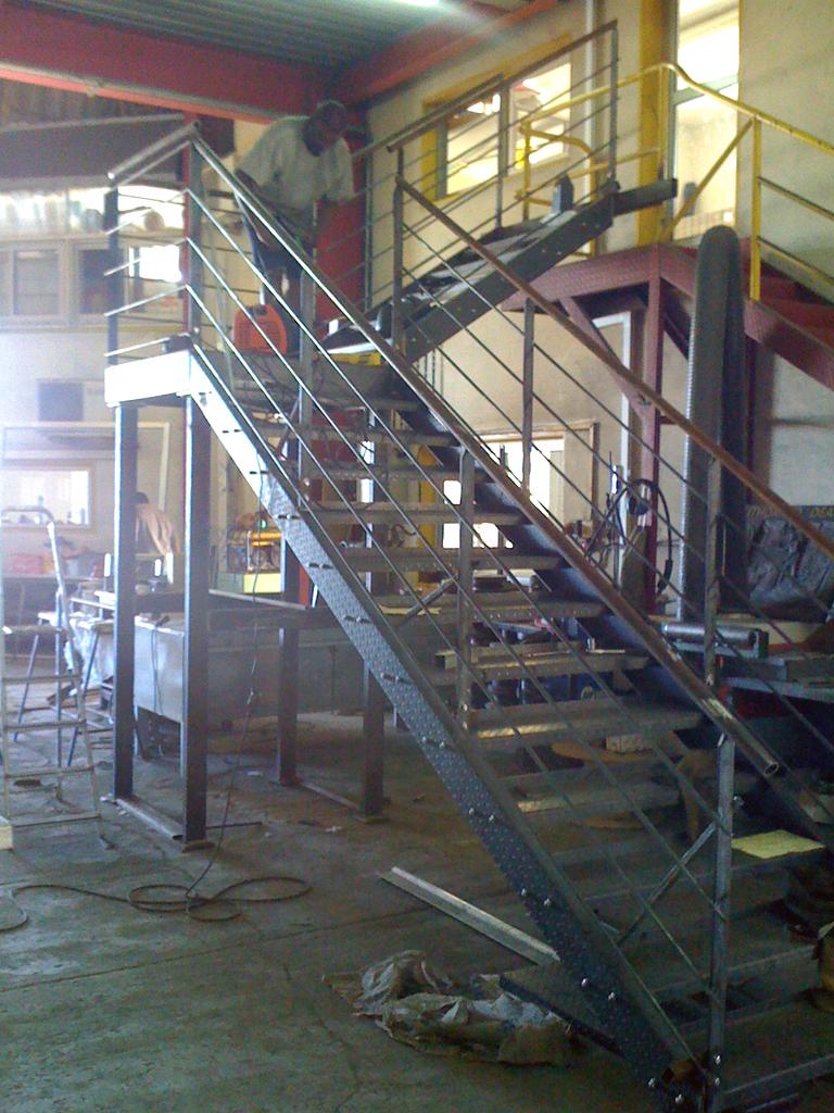 Gandulfo-2012_Escalier-P-07