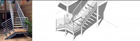 Escaliers SAMINADA