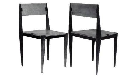 Ligne de meubles de style contemporain