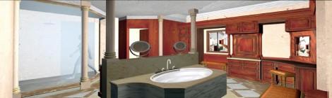 PROJET de Salle de bains Fairhill