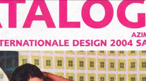 Catalogue Biennale Internationale du Design 2004